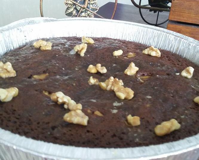 עוגת דבש חגיגית של יהודית כהן מורחיים - גילה כהן אבני