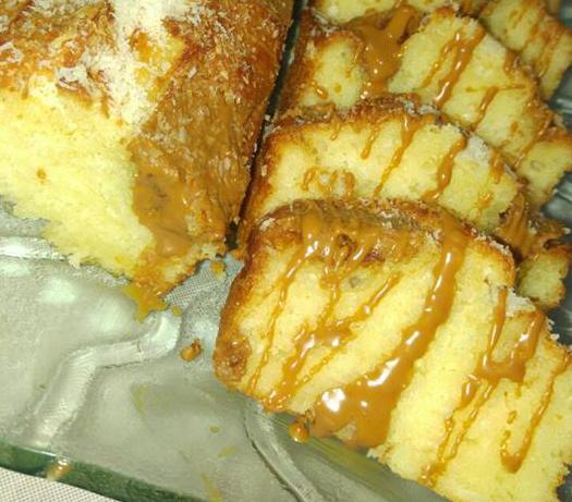 עוגה בחושה עם נגיעות של נוטלה ולוטוס בהשראת עוגת האלפחורס
