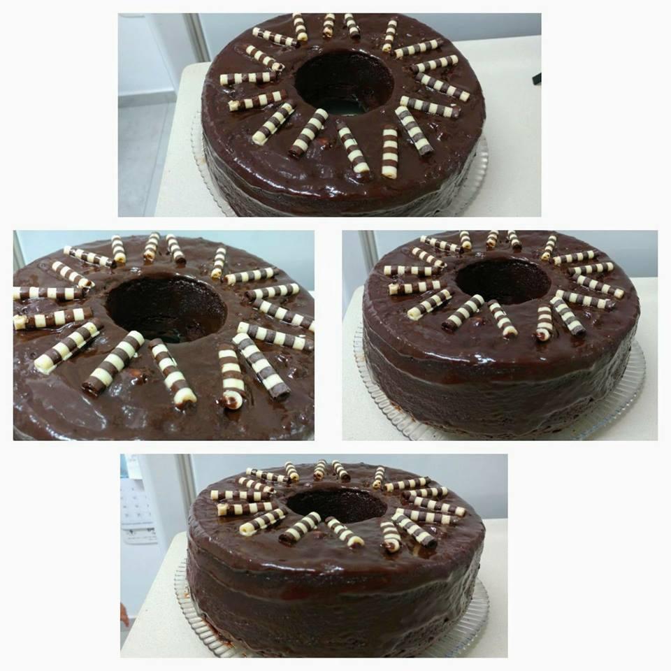 עוגת שוקולד מטורפת קלה וטעימה
