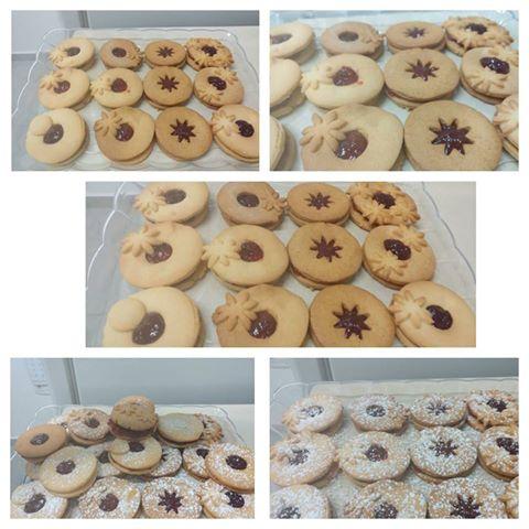 עוגיות ריבה ותודה ל מלי מאירוב