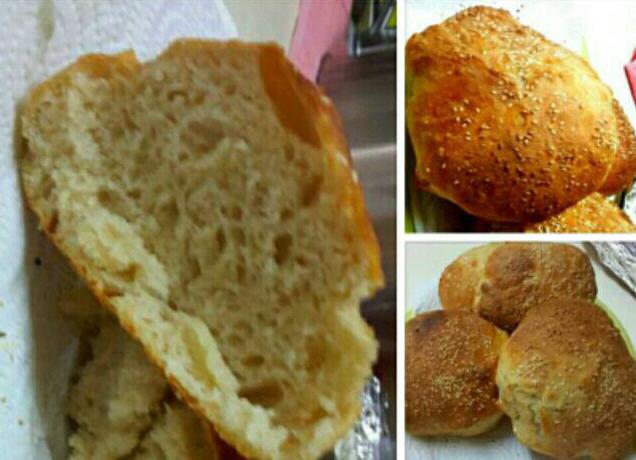לחם פרנה
