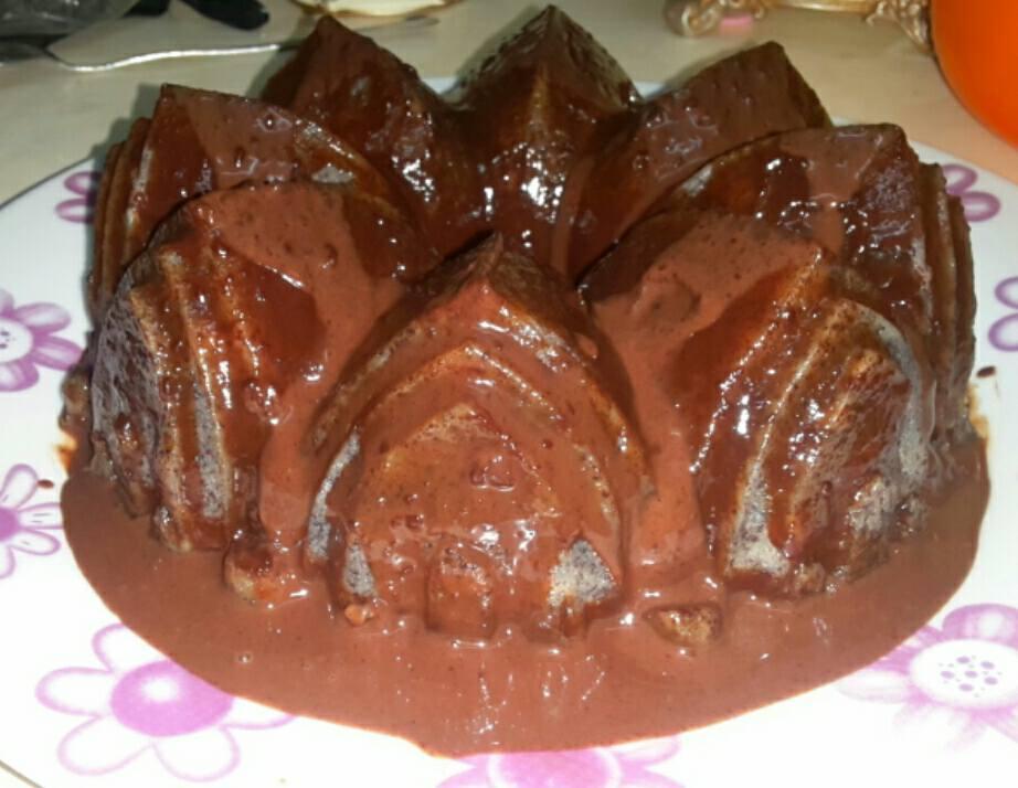 עוגת פרג במיקרו - מתכון של ליאורה אברמוב