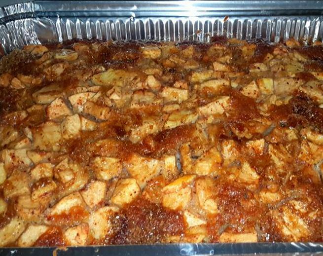 עוגת תפוחים בחושה 5 דק' הכנה..מדהימה מהמתכון של מגי נוני מרגלית