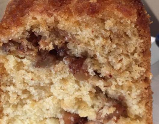 עוגת יהלומי תפוחי עץ המתאימה לחגים