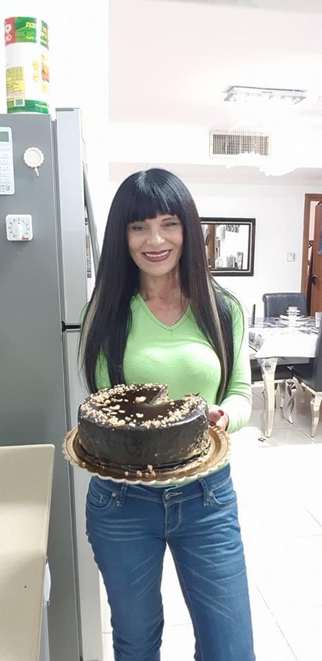 עוגות טורט פרג בסיר ג'חנון בקוטר 24 ס''מ