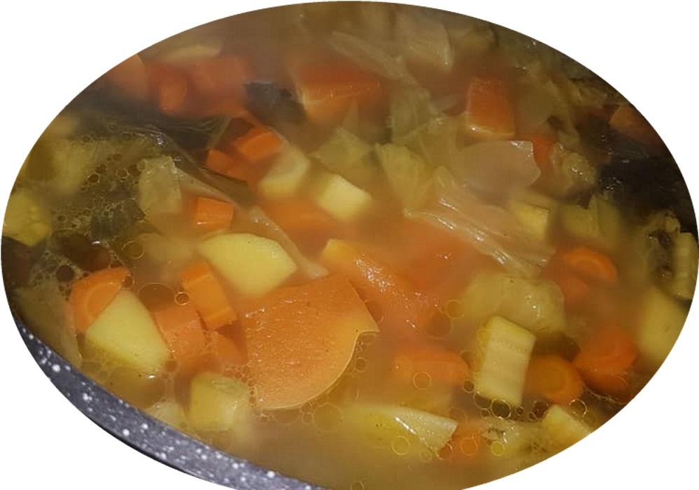 קוסקוס עם ירקות