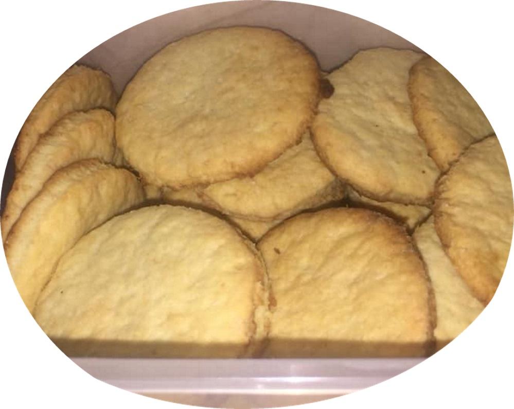 עוגיות קוקוס מטריפות