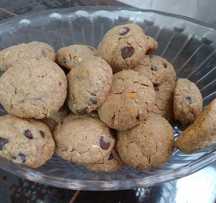 עוגיות שוקולד צ'יפס מושלמותתתתת