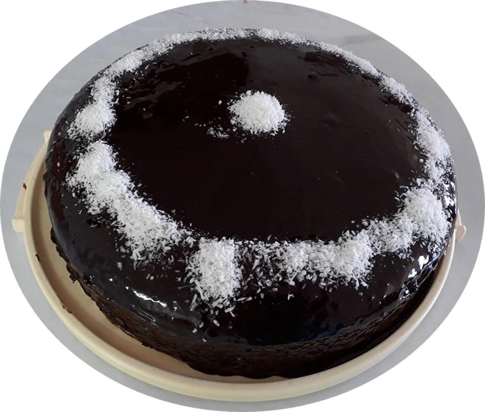 עוגת שוקולד קבועה שלי למעלה מ-10 שנים