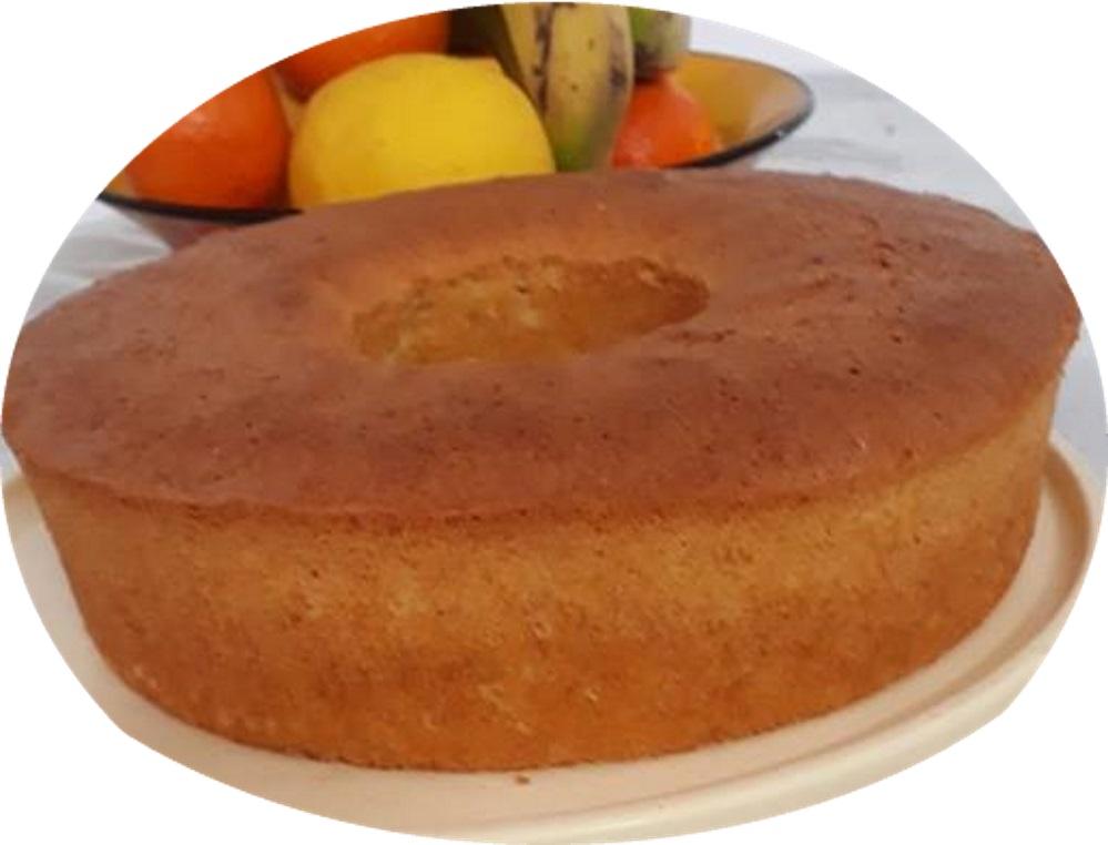 עוגת תפוזים קלילה