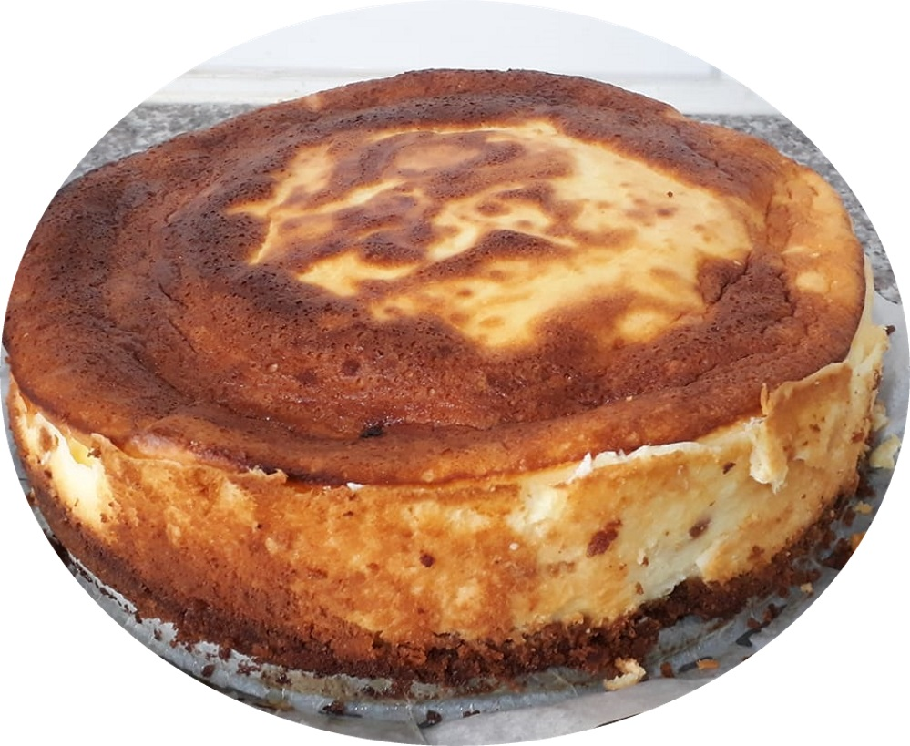 עוגת גבינה גבוהה מתכון משופר של....קרין גורן... עוגה נפלאה שלא מאכזבת