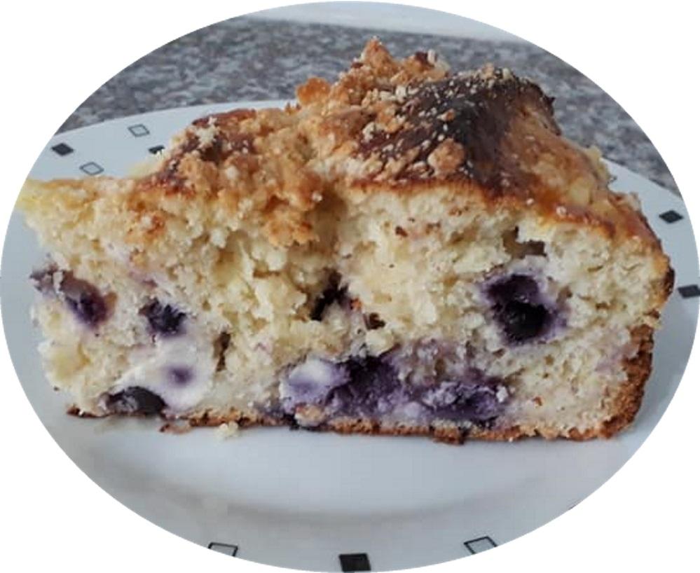 עוגת שמרים במילוי גבינה ופירות יער שלא תפסיקו להכין