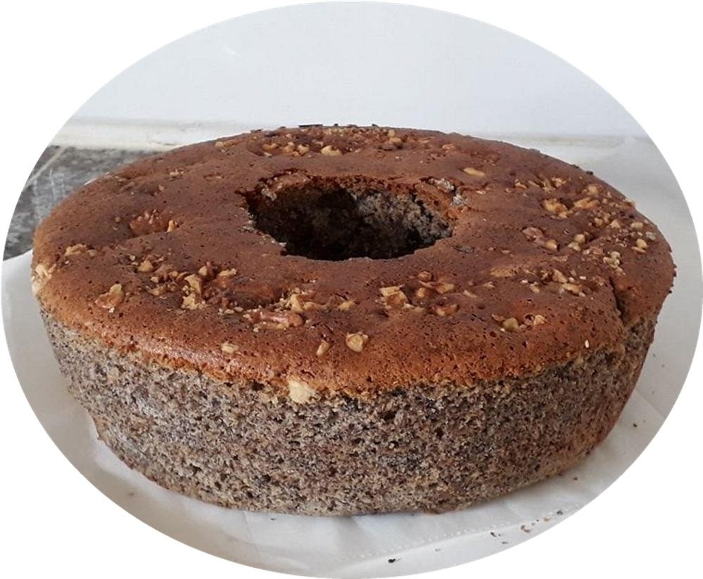 עוגת פרג מהאוסף שלי....עסיסית במיוחד