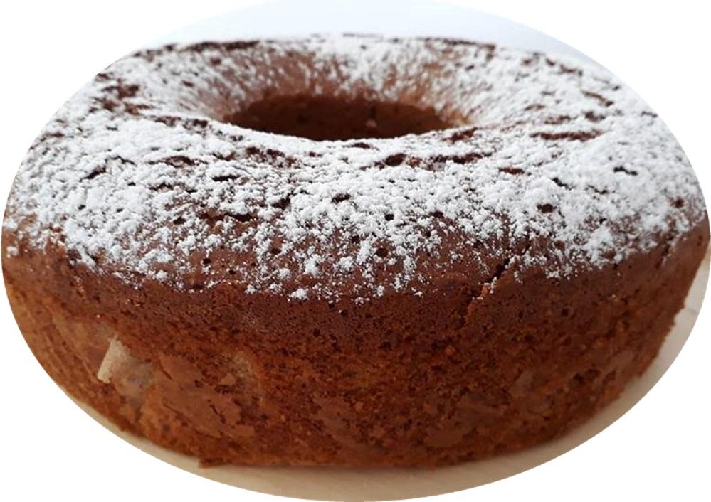 עוגת דבש קלילה