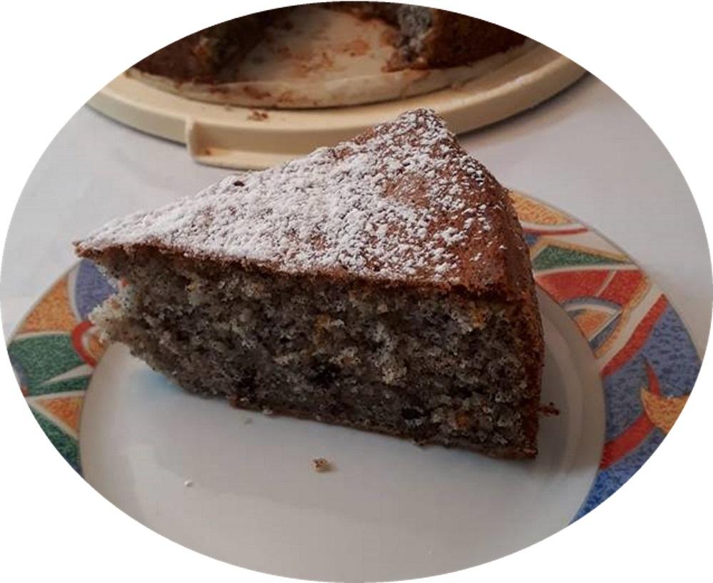 עוגת פרג גבוהה וקלה - עוגה קלה להכנה וטעימה מאוד