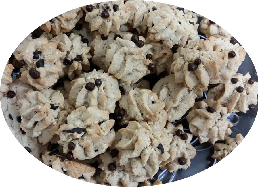 עוגיות זילוף