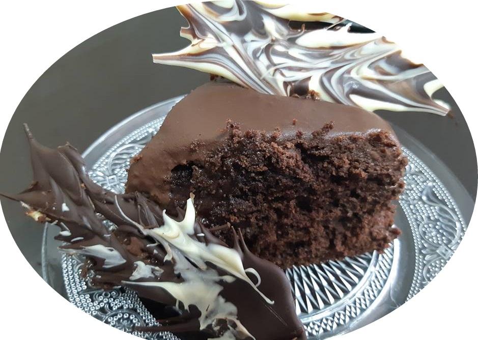 עוגת שוקולד נימוחה,פרווה