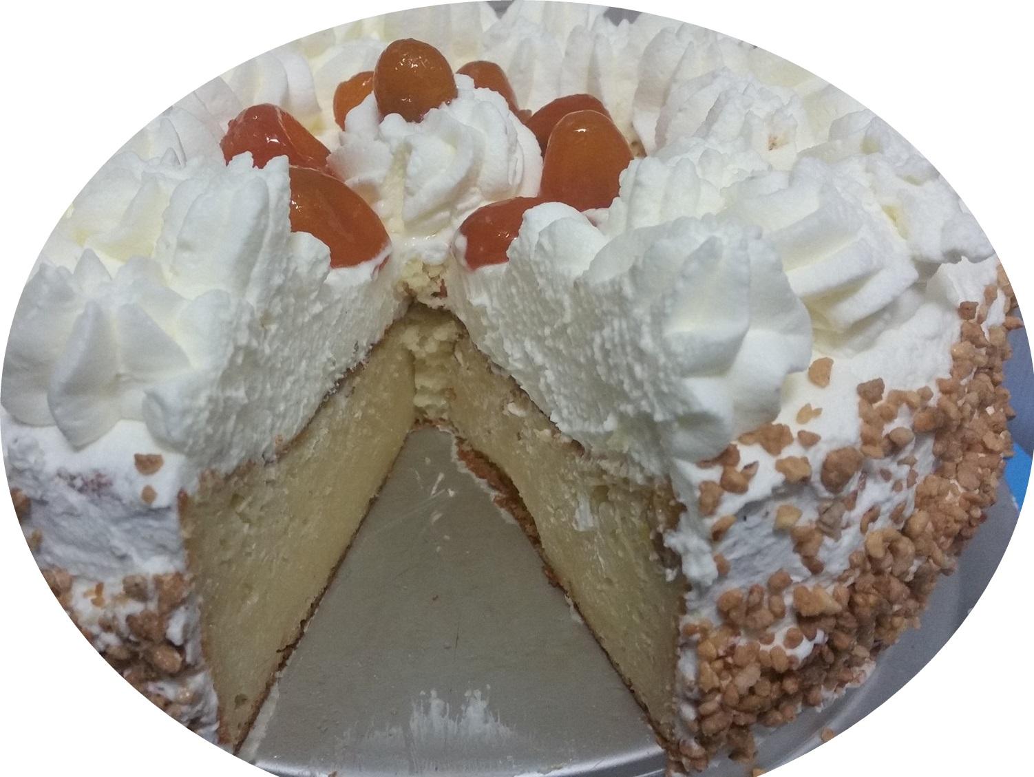 עוגת ריבת תפוז סיני וגבינה בחושה