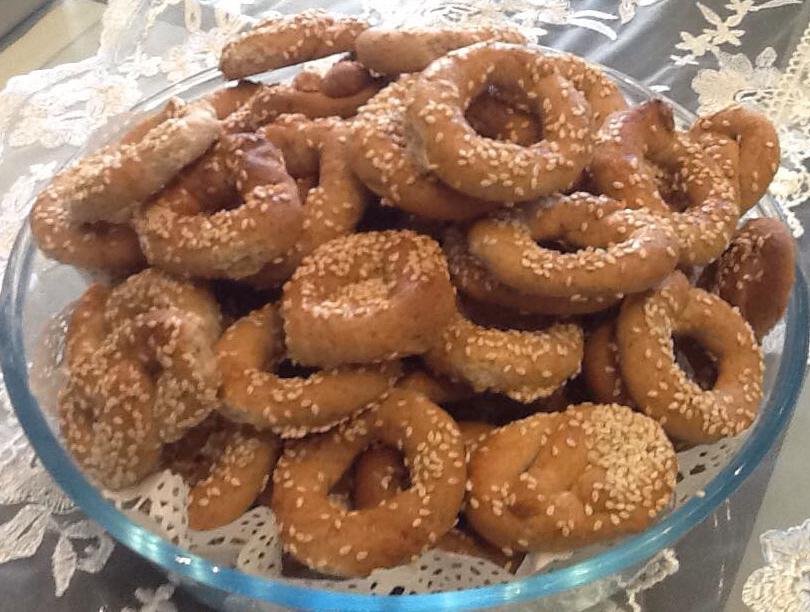 עוגיות קינמון מתוקות ופריכות