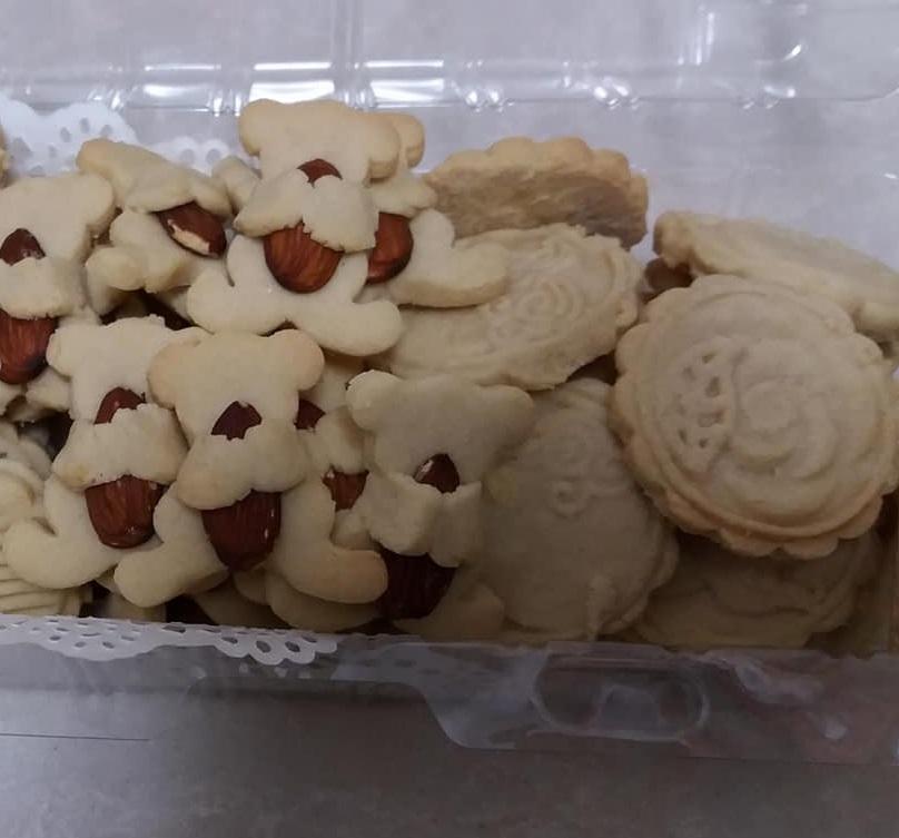 עוגיות נמסות בפה