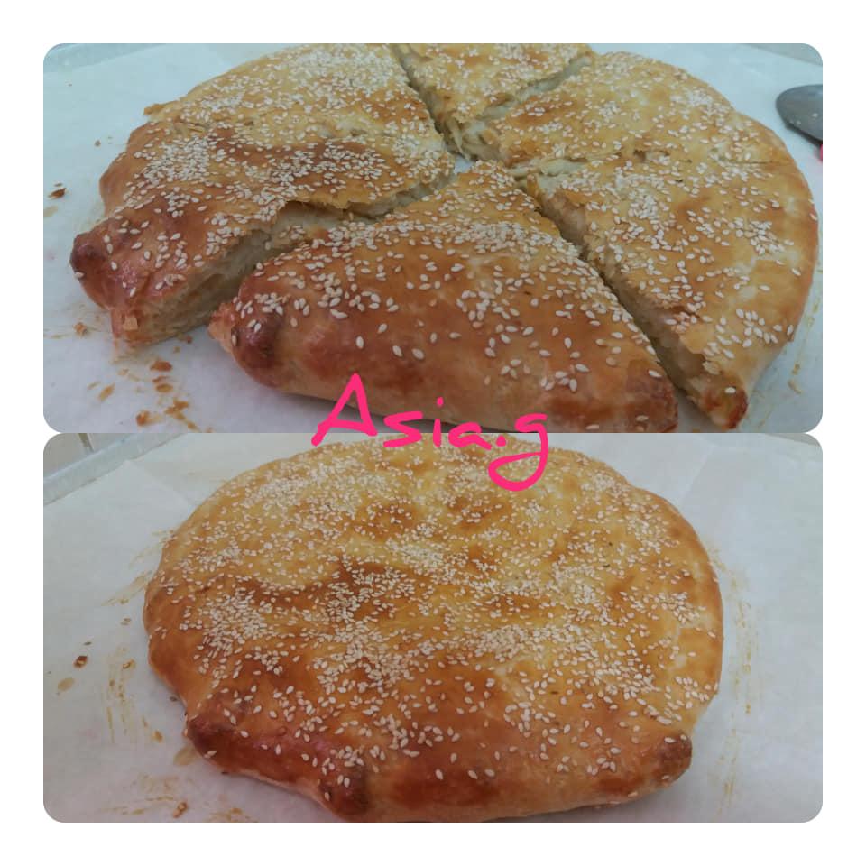 לובוש-לחם קווקזי מיוחד