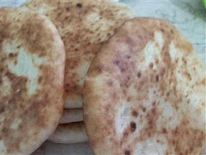 לחם פרנה - לחם מרוקאי  הכי ביתי שיש והכי טעים