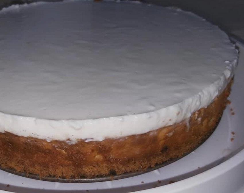 עוגת גבינה קלה