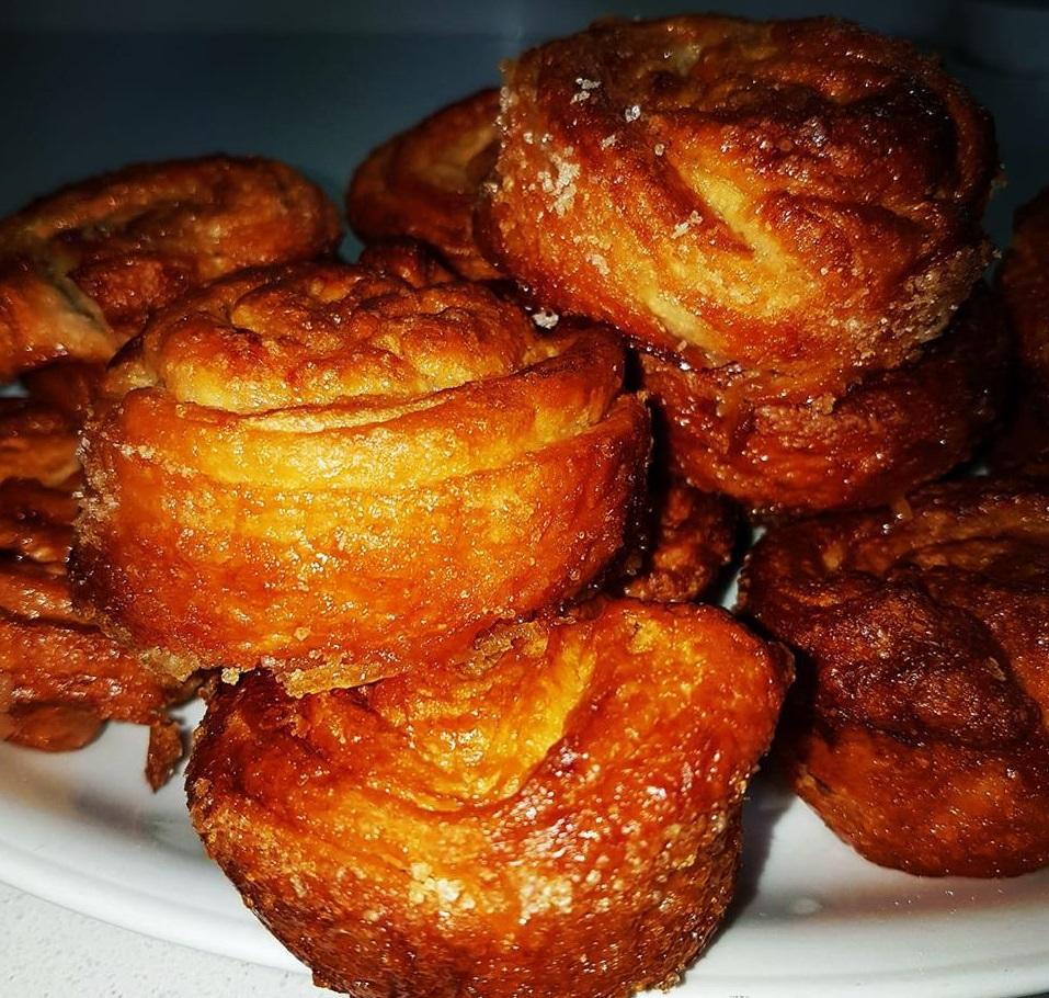 קוגין אנאלי - עוגיות חמאה מצפון צרפת
