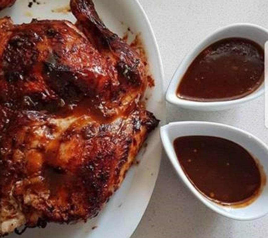 עוף אסייתי ברוטב יין שאושינג סיני
