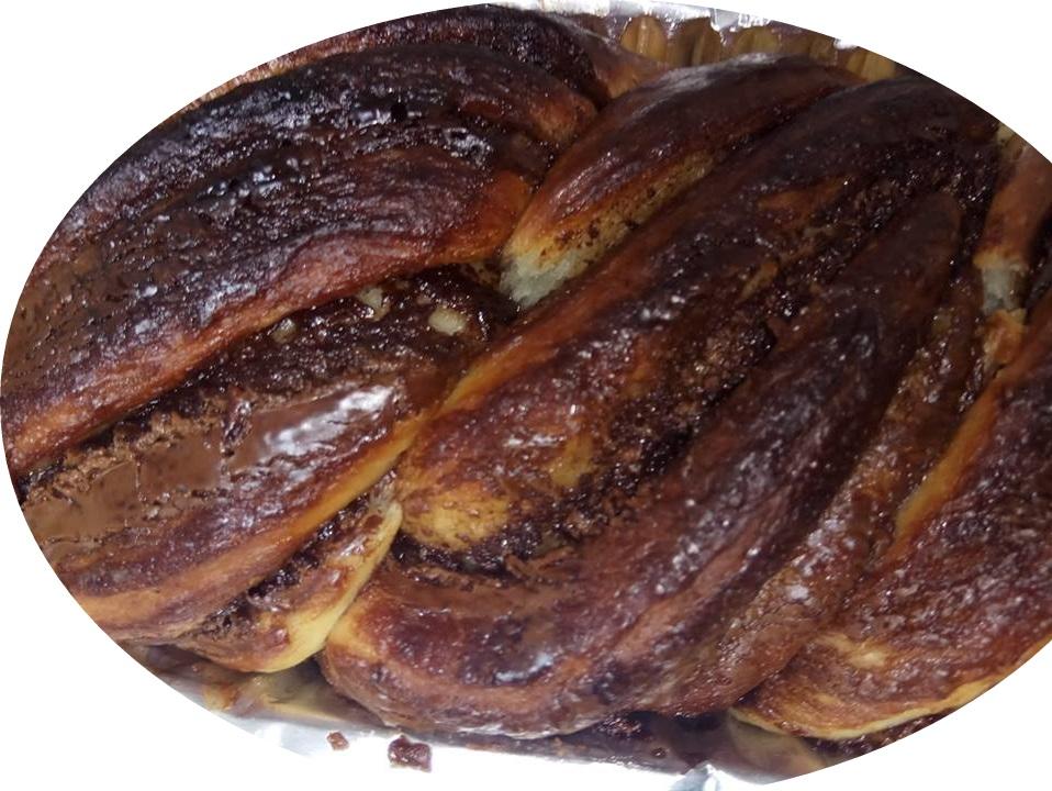עוגת שמרים קראנץ שוקולד