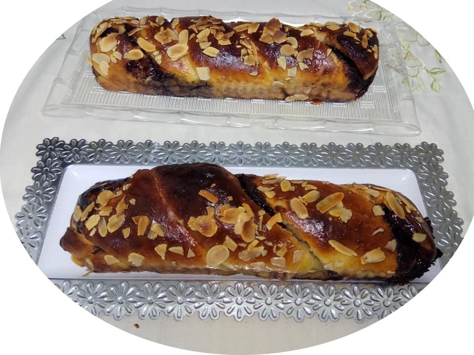 עוגות שמרים טעימות בשלושה טעמים שונים