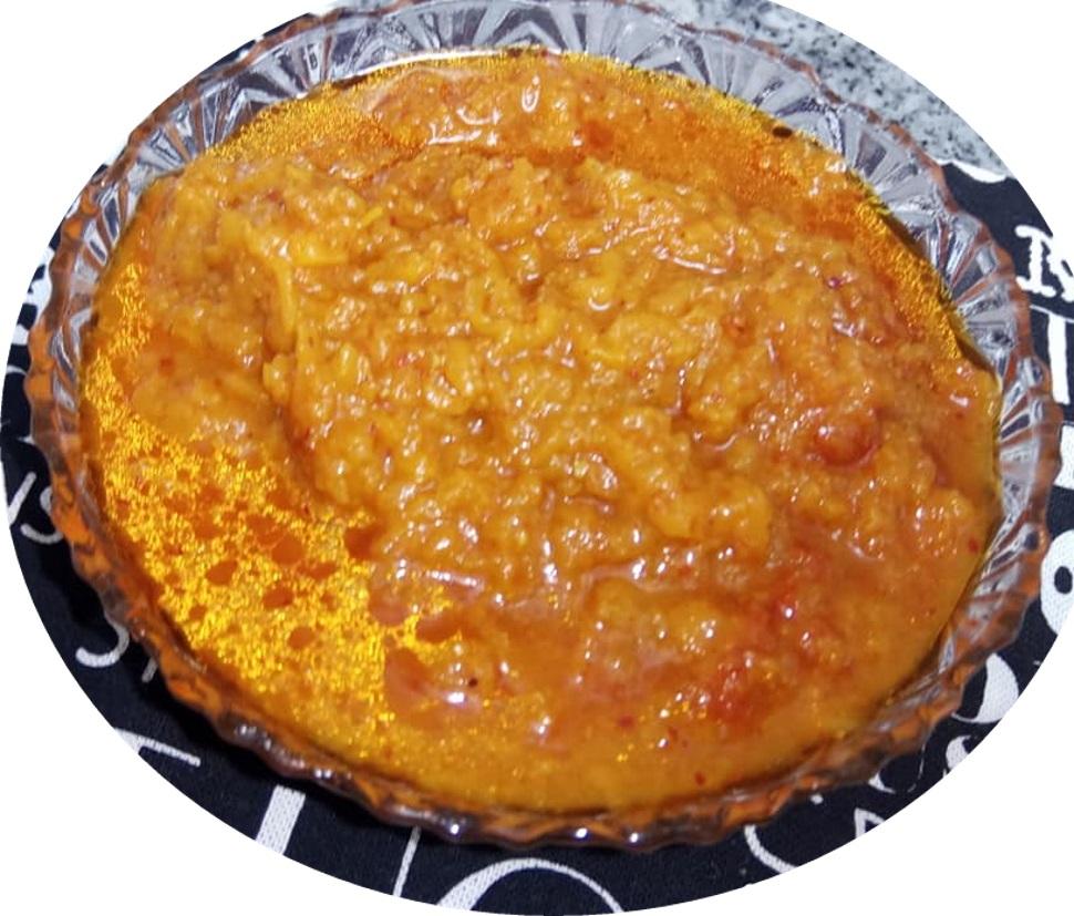 סלט צ'רשי מוסיף טעם על הקוסקוס או בסנדוויץ