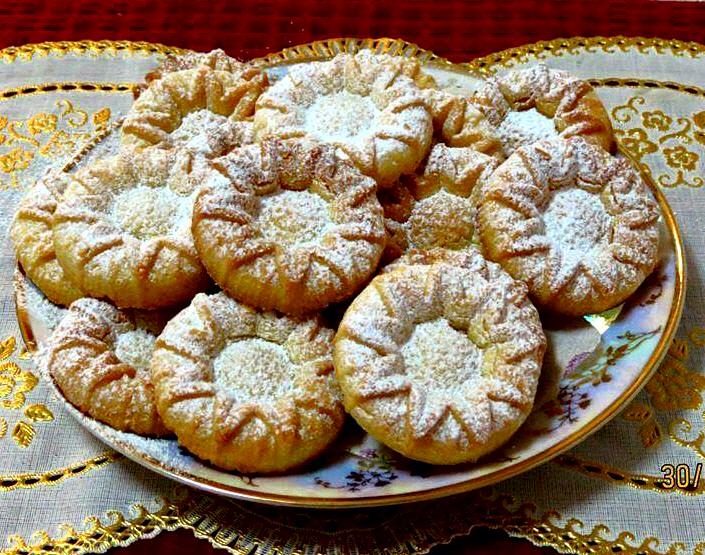 עוגיות צורות 3