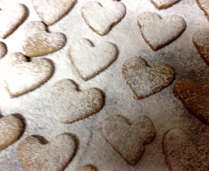 עוגיות שקדים