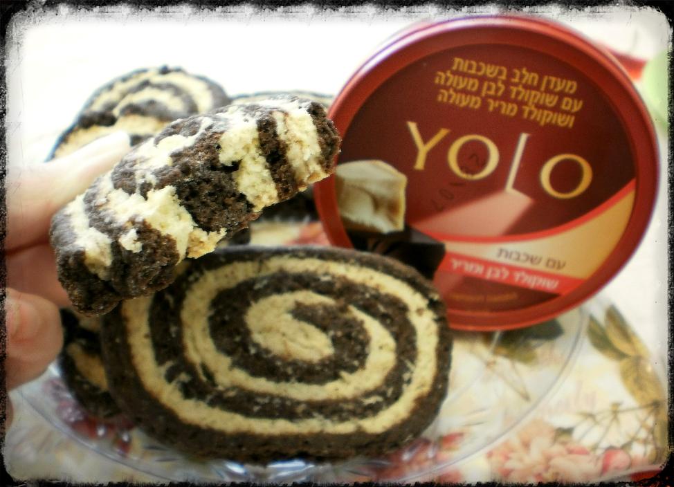 עוגיות YOYO-YOLO