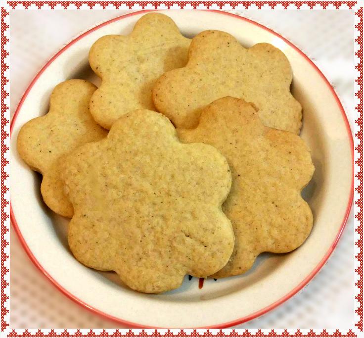 עוגיות סילאן פריכות מקמח מלא וסוכר חום
